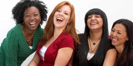 3rd Annual Ladies' Luncheon of Laughter (AAUW Branch Meeting) tickets