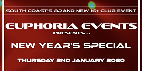 Euphoria Events New Year's Special tickets