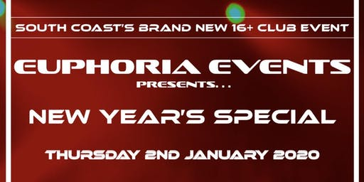 Euphoria Events New Year's Special
