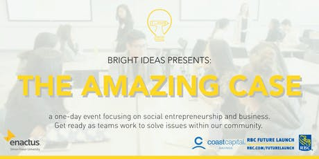 Bright Ideas: The Amazing Case 2020 tickets