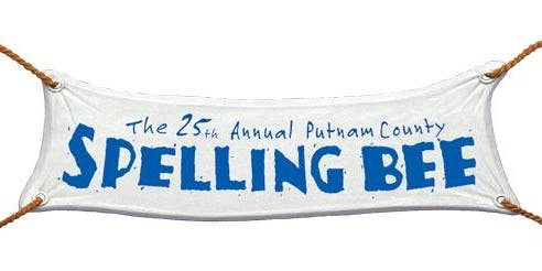 """""""25th Annual Putnam County Spelling Bee"""" (Saturday 14 December)"""