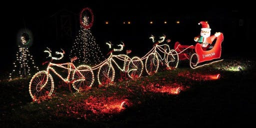 Holiday Lights Tour: Cambridge Bike Party - December Ride