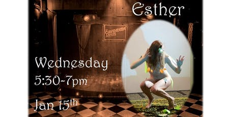 Drink & Draw with Esther tickets