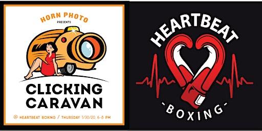 Clicking Caravan @ Heartbeat Boxing
