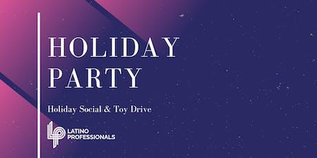 Latino Professionals™ Holiday Party at Toy Drive at Casa Del Mar tickets