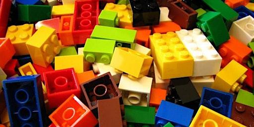 Lego Club–K-6th, Mon. Jan. 27
