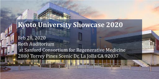 Kyoto University Showcase 2020, San Diego
