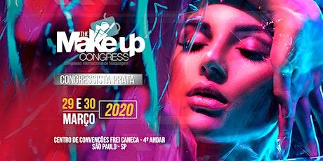 SETOR PRATA - The Make-up Congress - Congresso Internacional de Maquiagem - São Paulo-SP ingressos