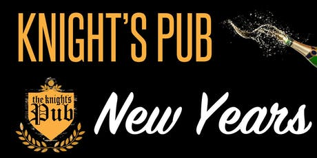 Knight's Pub New Years Party 2020 tickets