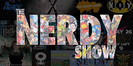 The NERDY Show tickets
