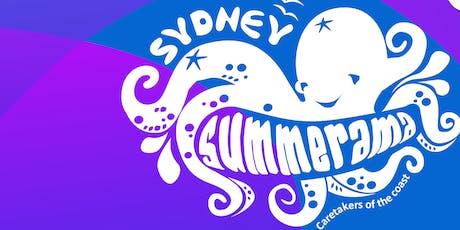 Summerama - Caretakers of the Coast tickets