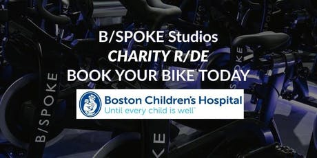 Boston Children's Hospital X B/SPOKE tickets