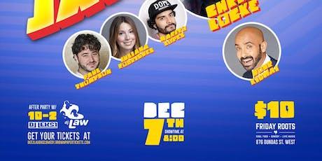 Deez Laughs Comedy Jan tickets