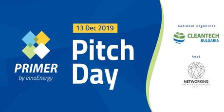 Primer 2019 'Winter Edition' Bulgaria Pitch Day tickets