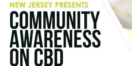 Community Awareness CBD Workshop in Roselle, NJ! tickets