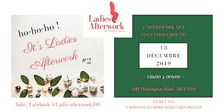 Ladies Afterwork #2 billets