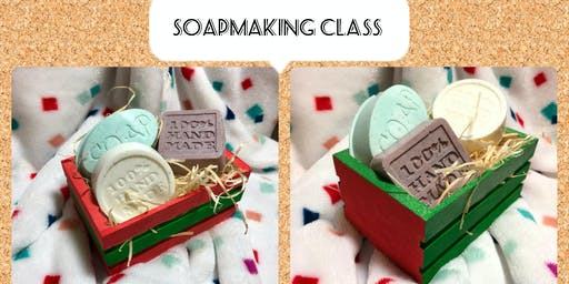 Soapmaking 101: Melt And Pour At Brush Strokes
