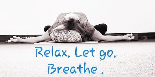 Restorative Yoga Proceeds to ARF