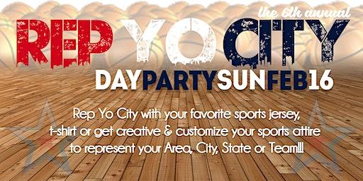NBA All-Star Weekend Rep Yo City Day Party + Meet & Greet