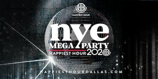 NYE Megaparty 2020