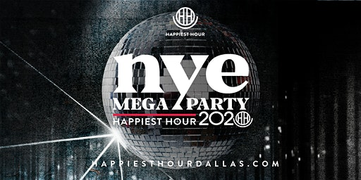 NYE Megaparty 2020