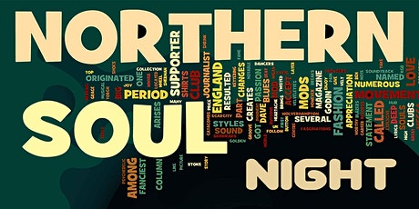Northern Soul Night tickets