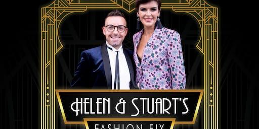 Helen & Stuart's Fashion Fix!