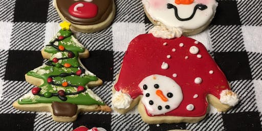 Royal Icing Cookie Decorating