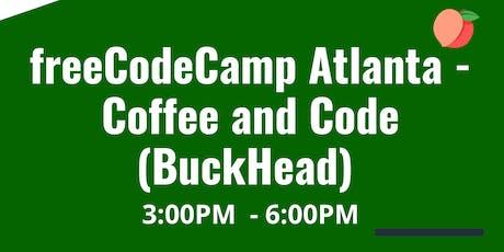 freeCodeCamp Code and Coffee - Buckhead tickets