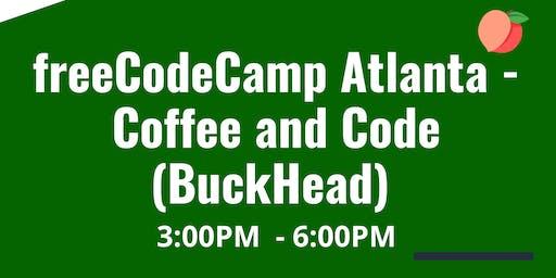 freeCodeCamp Code and Coffee - Buckhead