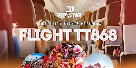 Flight TT868 - The Pre Trinidad Carnival Send Off Party tickets