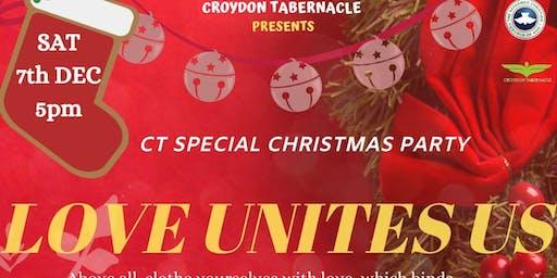 CT LOVE UNITE US CHRISTMAS PARTY