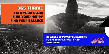365 Thrive Online Coaching  Masterclass tickets
