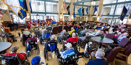 The New Jersey Veterans Home, Menlo Park tickets
