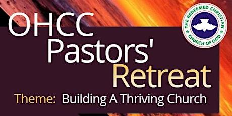 OHCC Pastors Retreat tickets