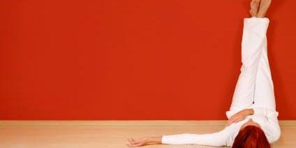 Restorative Holiday Yoga Class