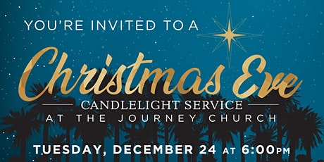 Candlelight Christmas Eve at The Journey Church tickets