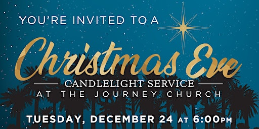 Candlelight Christmas Eve at The Journey Church