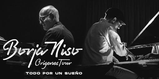Tributo a Ludovico Einaudi con BORJA NISO en Murcia