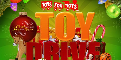 (TOYS FOR TOTS) TOY DRIVE, FREE HIP HOP DANCE, AND FREE ZUMBA FITNESS