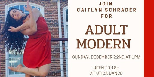 Adult Modern with Caitlyn Schrader