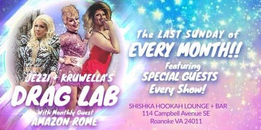 Jezzi and Kruwella's Christmas Drag Extravaganza