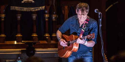 Martyn Joseph in Powell River