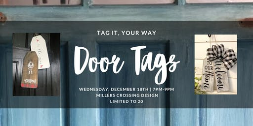 Tag It Your Way