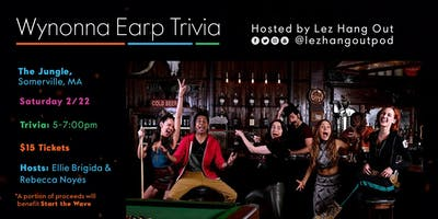 Wynonna Earp Trivia - Boston