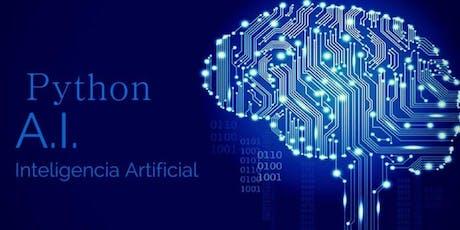 Entrenamiento básico: introducción a las habilidades de Python para IA boletos