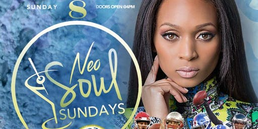 NEO SOUL SUNDAYS at BLUE MARTINI [The Shops at Legacy]