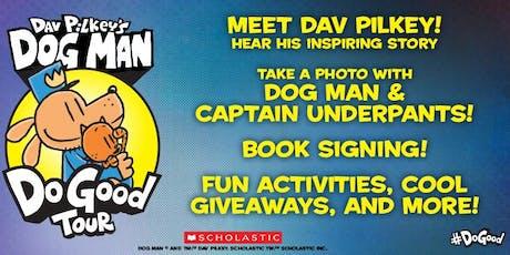 Dav Pilkey's Dog Man Do Good Tour (Geelong, VIC) tickets