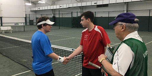 Volunteer Sign Up for Winston Salem Abilities Open 2020