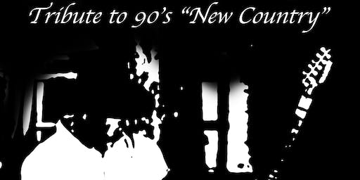 """""""Gone Country""""Tribute to 90's New Country"""
